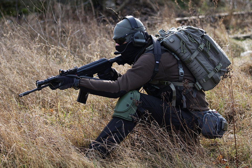 Best guns used in airsoft games